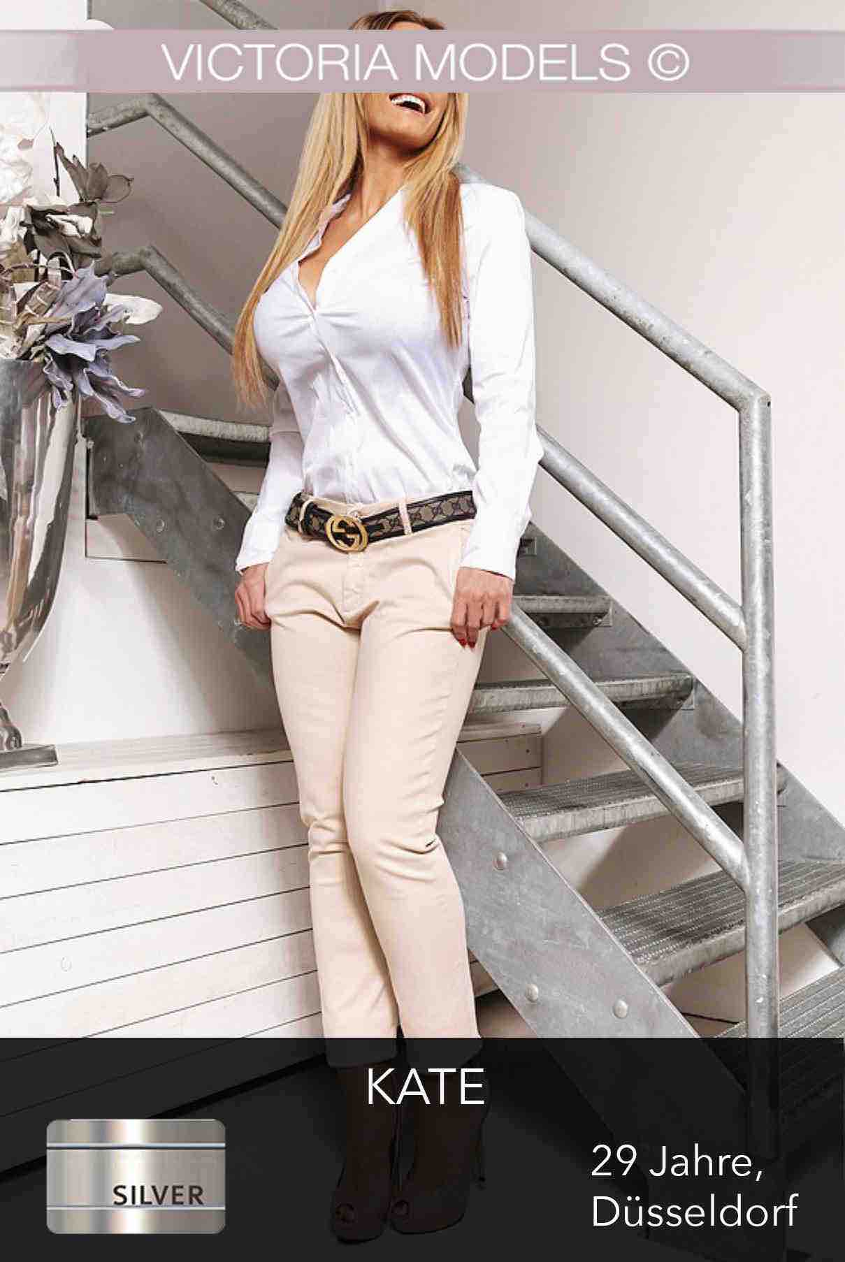 Kate Victoria Model